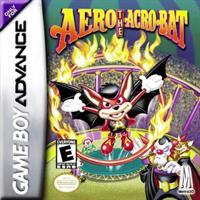 Aero the Acro-Bat - Box - Front