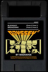 Blockout + Breakdown - Cart - Front