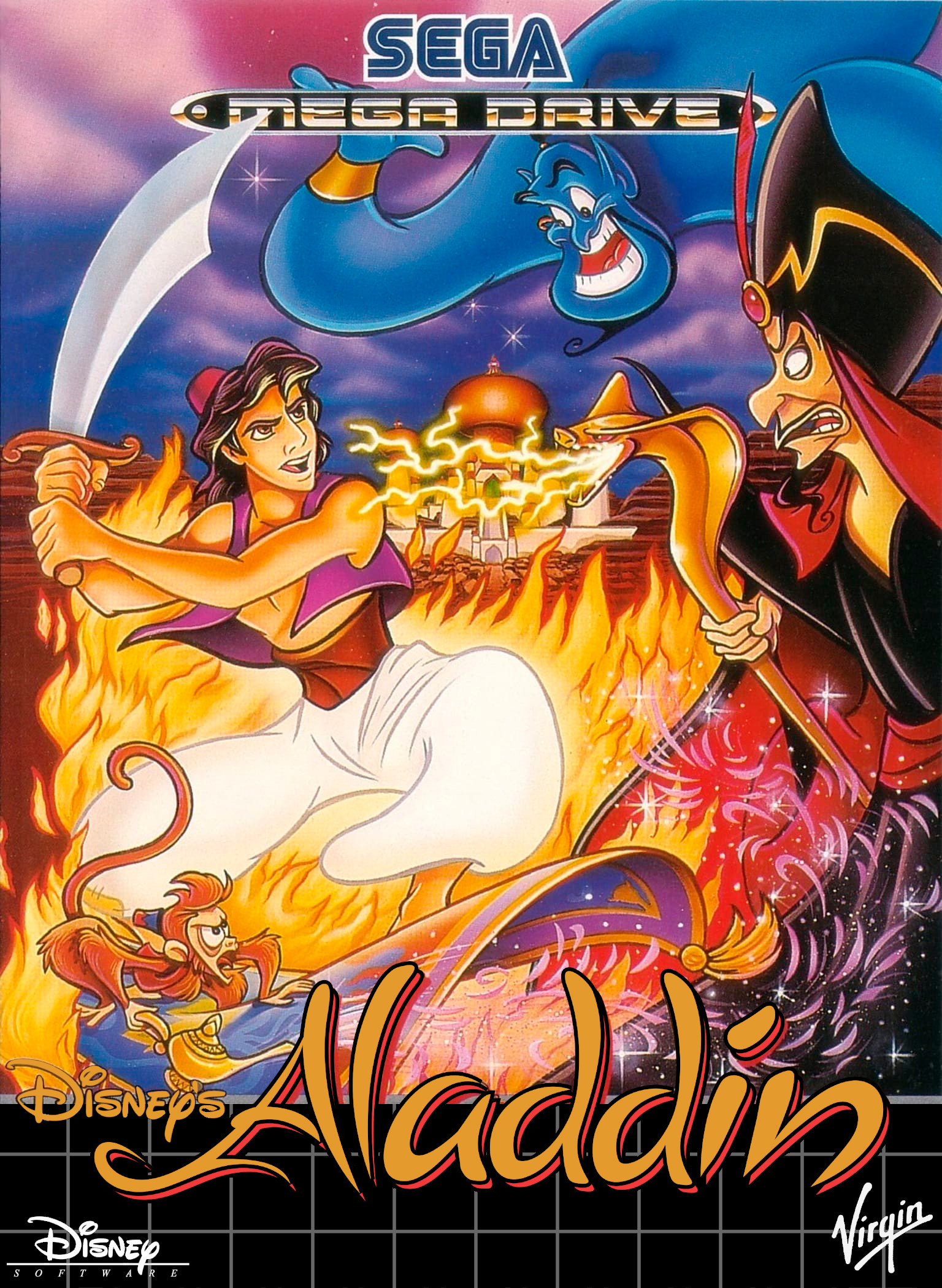 Aladdin Details - LaunchBox Games Database