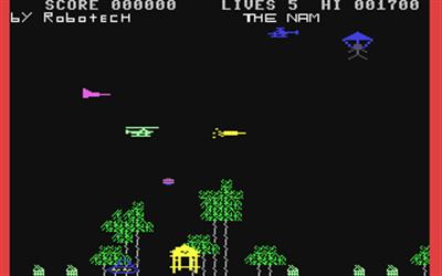 The Nam - Screenshot - Gameplay