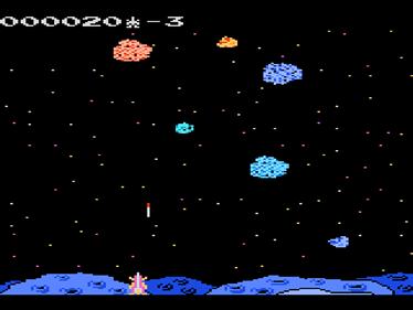 Meteor Shower - Screenshot - Gameplay