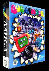 Bug Bomber - Box - 3D
