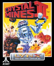 Crystal Mines II - Box - Front