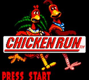 Chicken Run - Screenshot - Game Title