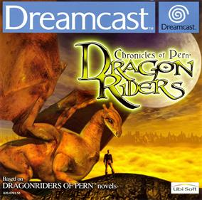 Dragon Riders: Chronicles of Pern - Box - Front