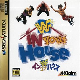 WWF In Your House - Box - Front