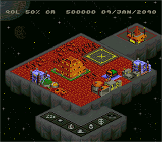 Utopia: The Creation of a Nation - Screenshot - Gameplay