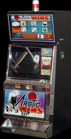 Arctic Wins - Arcade - Cabinet