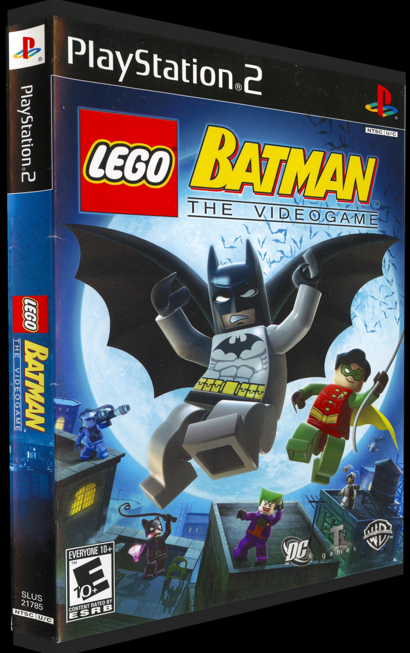 LEGO Batman: The Videogame Details - LaunchBox Games Database