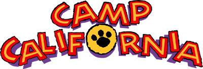 Camp California - Clear Logo