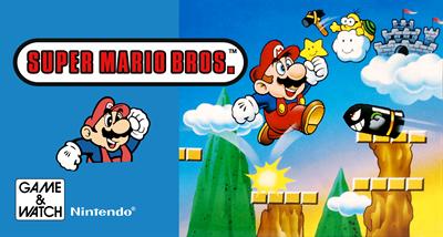 Super Mario Bros. (New Wide Screen)