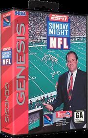 ESPN Sunday Night NFL - Box - 3D