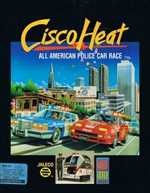 Cisco Heat: All American Police Car Race