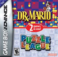 2 Games in 1: Dr. Mario + Puzzle League