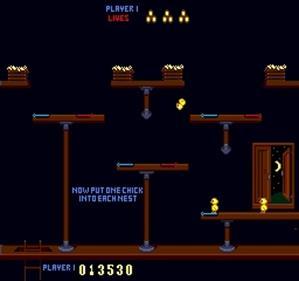 Chicken Shift - Screenshot - Gameplay