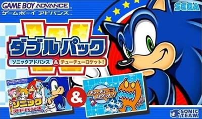 2 Games in 1: Sonic Advance + ChuChu Rocket!