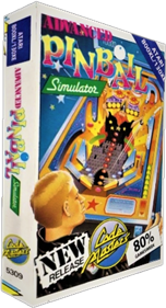 Advanced Pinball Simulator - Box - 3D