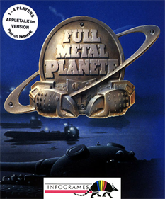 Full Metal Planete - Box - Front