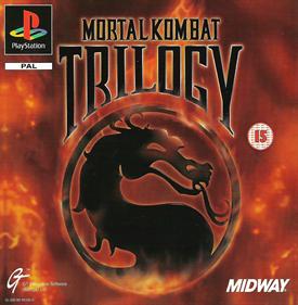 Mortal Kombat Trilogy - Box - Front