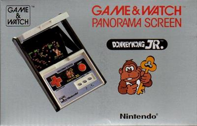 Donkey Kong Jr. (Panorama Screen)