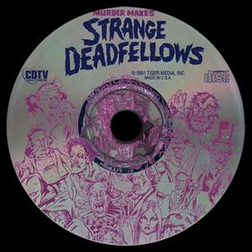 Murder Makes Strange Deadfellows - Disc