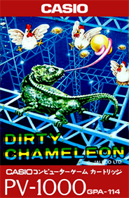 Dirty Chameleon