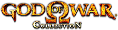 God of War Collection - Clear Logo