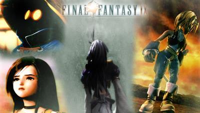 Final Fantasy IX - Fanart - Background