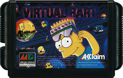 Virtual Bart - Cart - Front