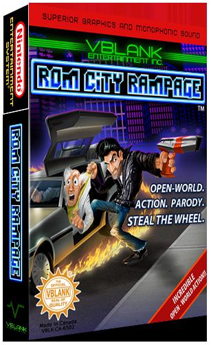 Retro city rampage nes rom download free