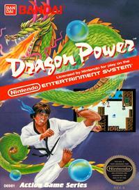 Dragon Power - Box - Front