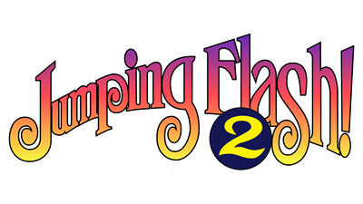 Jumping Flash! 2 - Clear Logo