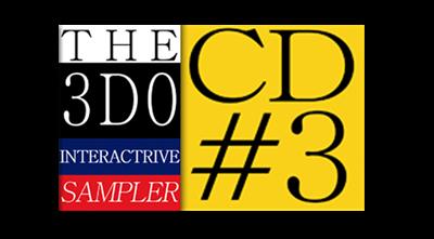 The 3DO Interactive Sampler CD #3 - Clear Logo