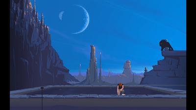 Another World - Screenshot - Gameplay