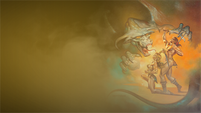 Dragon Wars - Fanart - Background