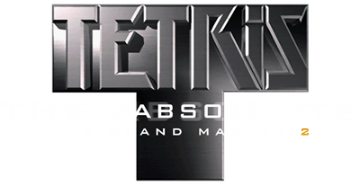 Tetris the Absolute: The Grand Master 2 - Clear Logo
