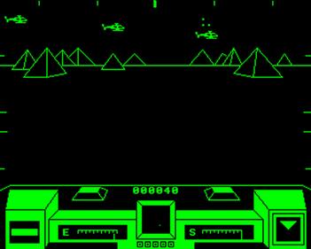 3-D Tank Zone - Screenshot - Gameplay