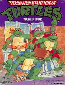 Electric Crayon Deluxe: Teenage Mutant Ninja Turtles: World Tour