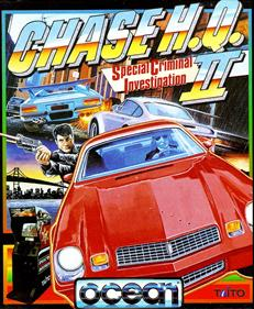 Chase H.Q. II: Special Criminal Investigation