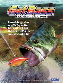 Get Bass: Sega Bass Fishing