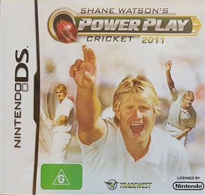 Shane Watson's Power Play Cricket 2011