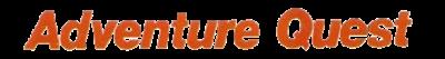 Adventure Quest - Clear Logo