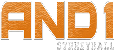 AND 1 Streetball - Clear Logo