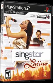 SingStar: Latino - Box - 3D