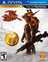 Jak and Daxter Collection