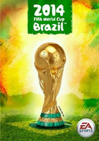 2014 FIFA World Cup Brazil - Box - Front