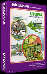 Utopia - Box - 3D