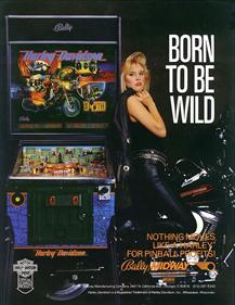 Harley-Davidson (Bally)