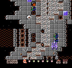 Gall Force: Eternal Story - Screenshot - Gameplay