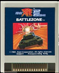 Battlezone - Cart - Front